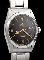 Rolex The full set Red Depth Explorer ref. 6610 4