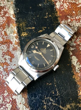 Rolex The full set Red Depth Explorer ref. 6610 nat 1