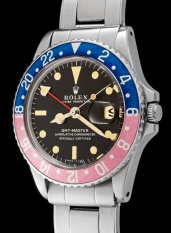 "Rolex ""The Full set deep brown GMT ref. 1675"" 2"