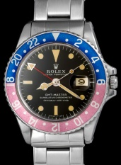 "Rolex ""The Full set deep brown GMT ref. 1675"" 3"