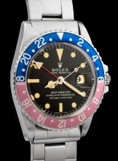 "Rolex ""The Full set deep brown GMT ref. 1675"" 4"
