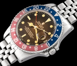 "Rolex ""The GMT Tropical ref. 1675"" 1"