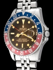 "Rolex ""The GMT Tropical ref. 1675"" 2"