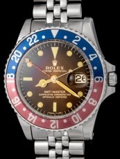 "Rolex ""The GMT Tropical ref. 1675"" 3"
