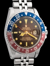 "Rolex ""The GMT Tropical ref. 1675"" 4"