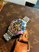 "Rolex ""The GMT Tropical ref. 1675"" nat 1"