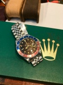 "Rolex ""The GMT Tropical ref. 1675"" nat 2"