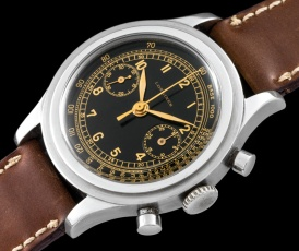 "Longines ""The Tre Tacche Nero"" 1"