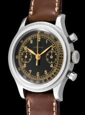 "Longines ""The Tre Tacche Nero"" 2"