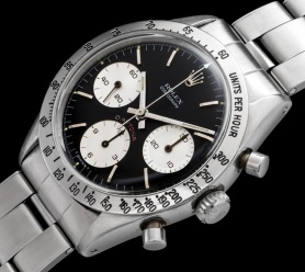 Rolex The steel Daytona ref. 6239 Cherry Logo 1
