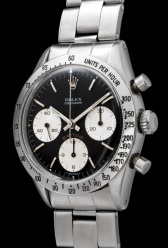 Rolex The steel Daytona ref. 6239 Cherry Logo 2