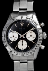 Rolex The steel Daytona ref. 6239 Cherry Logo 3