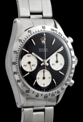 Rolex The steel Daytona ref. 6239 Cherry Logo 4