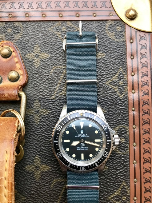 "Rolex ""The British Military Submariner ref. 5513"" 11"