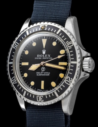 "Rolex ""The British Military Submariner ref. 5513"" 2"