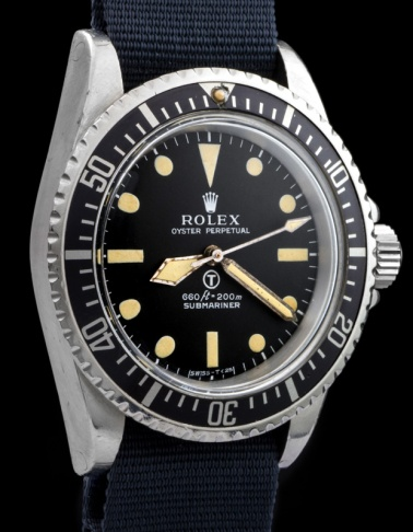 "Rolex ""The British Military Submariner ref. 5513"" 4"