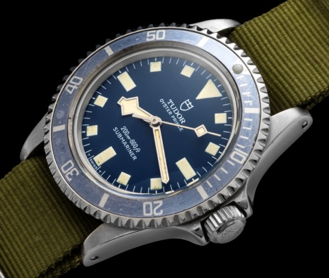 "Tudor ""The Marine Nationale Snowflake ref. 9401:0"" 1"