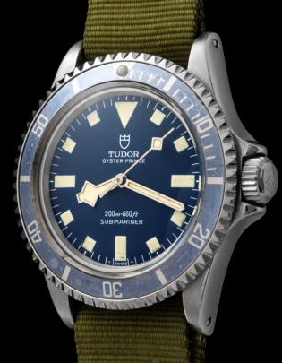 "Tudor ""The Marine Nationale Snowflake ref. 9401:0"" 2"
