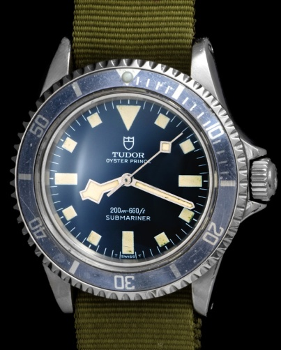 "Tudor ""The Marine Nationale Snowflake ref. 9401:0"" 3"