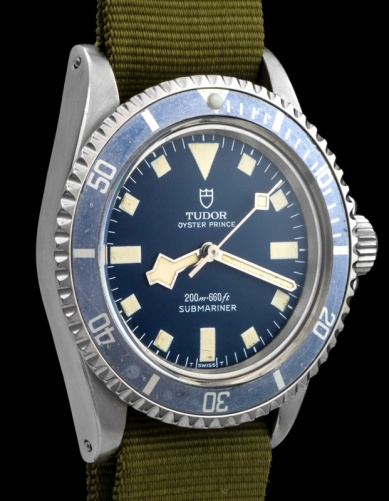 "Tudor ""The Marine Nationale Snowflake ref. 9401:0"" 4"