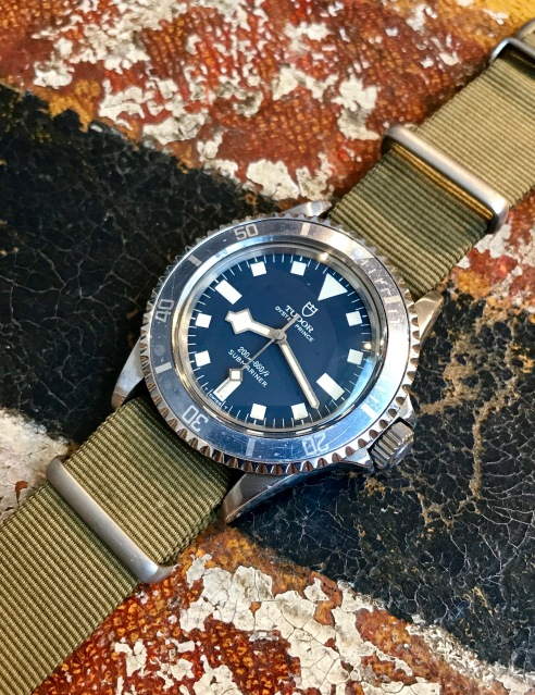 "Tudor ""The Marine Nationale Snowflake ref. 9401:0"" nat 1"
