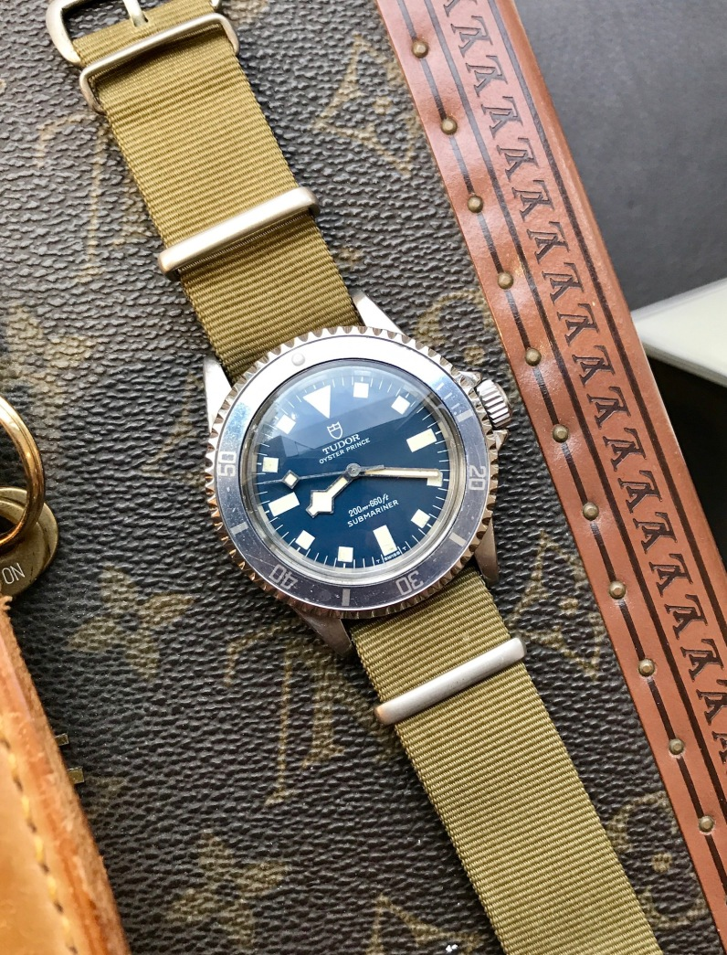 "Tudor ""The Marine Nationale Snowflake ref. 9401:0"" nat 2"