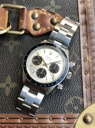 "Rolex ""The FAP Daytona ref. 6263"" nat 1"