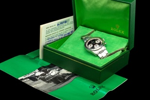"Rolex ""The Full set black Paul Newman Daytona ref. 6262"" 14"