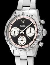 "Rolex ""The Full set black Paul Newman Daytona ref. 6262"" 2"