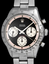 "Rolex ""The Full set black Paul Newman Daytona ref. 6262"" 3"