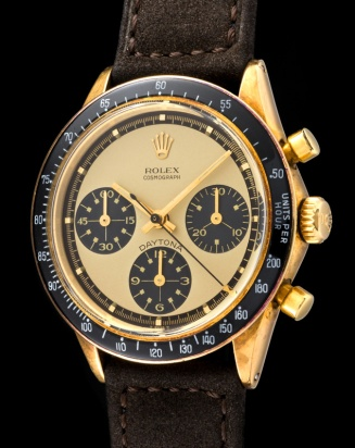 "Rolex ""The gold Paul Newman Ref. 6241"" 2"