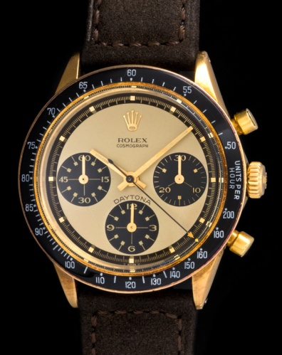 "Rolex ""The gold Paul Newman Ref. 6241"" 3"