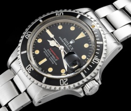 "Rolex ""The Meters First Red Submariner ref. 1680"" 1"