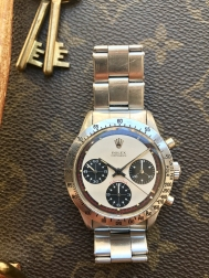 "Rolex ""The Paul Newman Daytona ref. 6239"" nat 1"