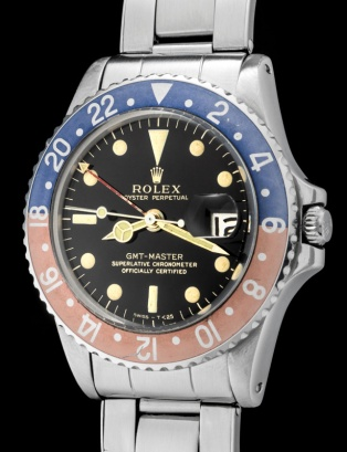 "Rolex ""The Gilt GMT ref 1675"" 2"