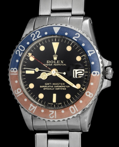 "Rolex ""The Gilt GMT ref 1675"" 3"