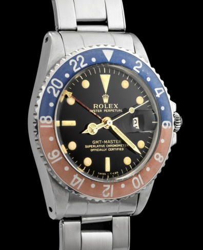 "Rolex ""The Gilt GMT ref 1675"" 4"