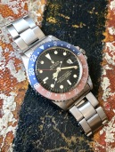 "Rolex ""The Gilt GMT ref 1675"" NAT 1"