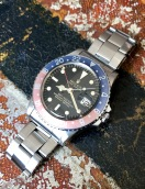 "Rolex ""The Gilt GMT ref 1675"" NAT 2"