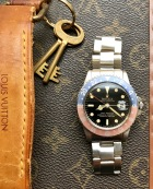 "Rolex ""The Gilt GMT ref 1675"" NAT 3"