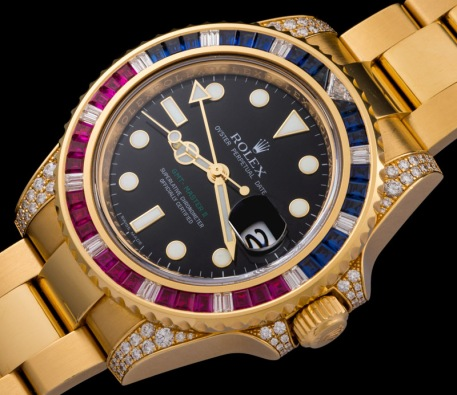 "Rolex ""The GMT SARU ref. 116758"" 1"