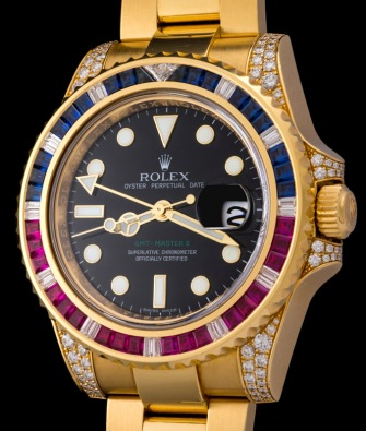 "Rolex ""The GMT SARU ref. 116758"" 2"