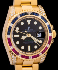 "Rolex ""The GMT SARU ref. 116758"" 3"