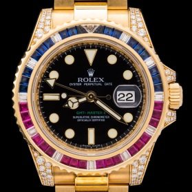 "Rolex ""The GMT SARU ref. 116758"" 6"
