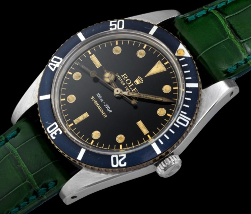 "Rolex ""The James Bond ref. 5508"" 1"