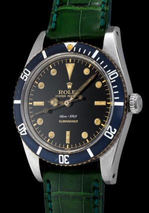 "Rolex ""The James Bond ref. 5508"" 2"