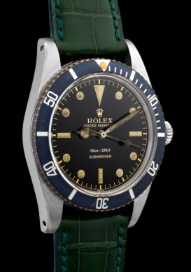 "Rolex ""The James Bond ref. 5508"" 4"