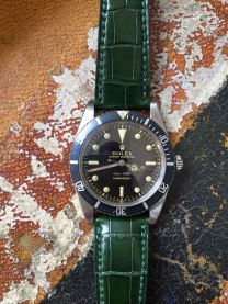 "Rolex ""The James Bond ref. 5508"" nat 1"