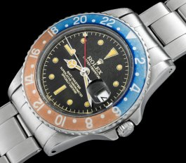 "Rolex ""The Full set Gilt GMT ref. 1675"" 1"