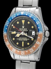 "Rolex ""The Full set Gilt GMT ref. 1675"" 2"
